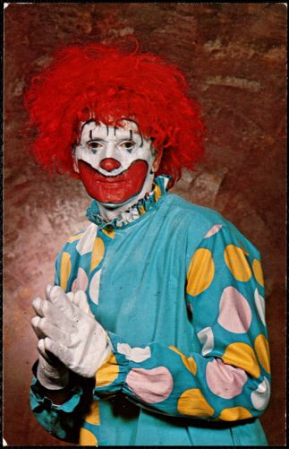 Slim the clown