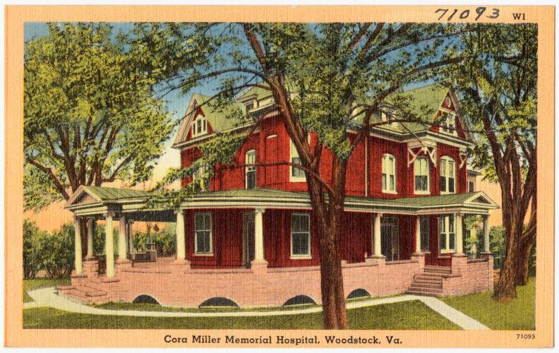 Cora Miller Memorial Hospital, Woodstock, Va.