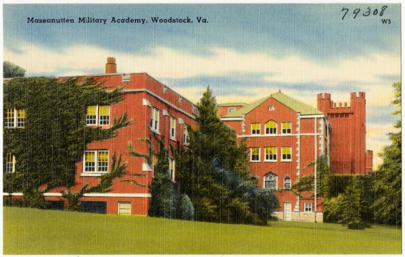 Massanutten Military Academy, Woodstock, Va.