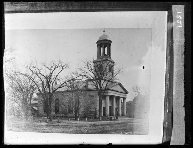 Adams Temple First Parish Church