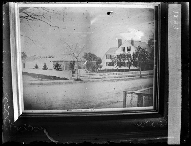 Col. Abner B. Packard house