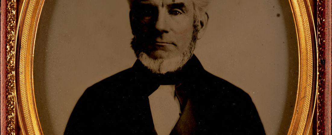 Portrait of Lowell Mason
