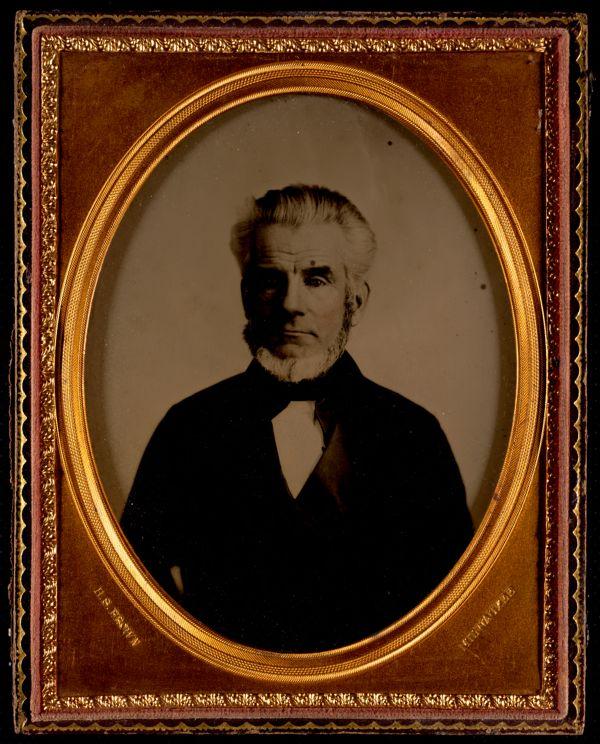 Portrait of Lowell Mason