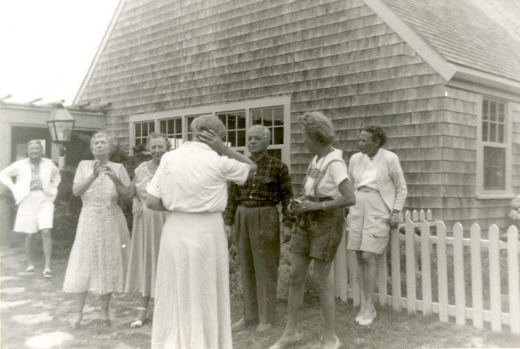 Martha's Vineyard, 1954