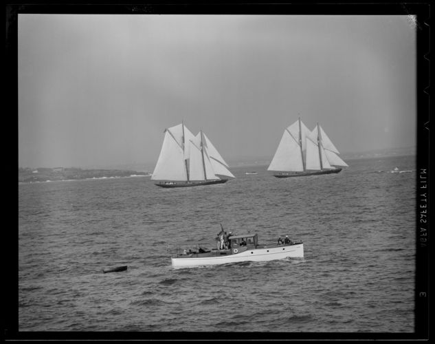 Gloucester fisherman's races