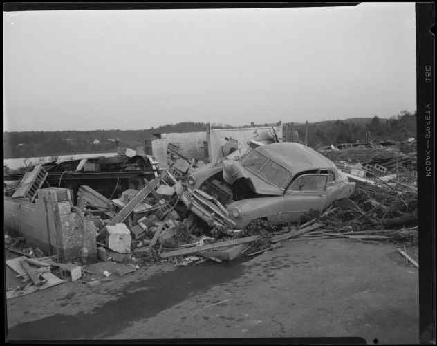Tornado Worcester