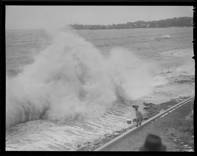 Surf at Beachmont, Revere