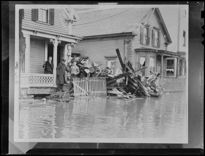 Flooding in Malden