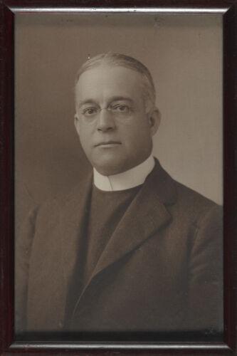 Waban photographs - Rev. James Clement Sharp -