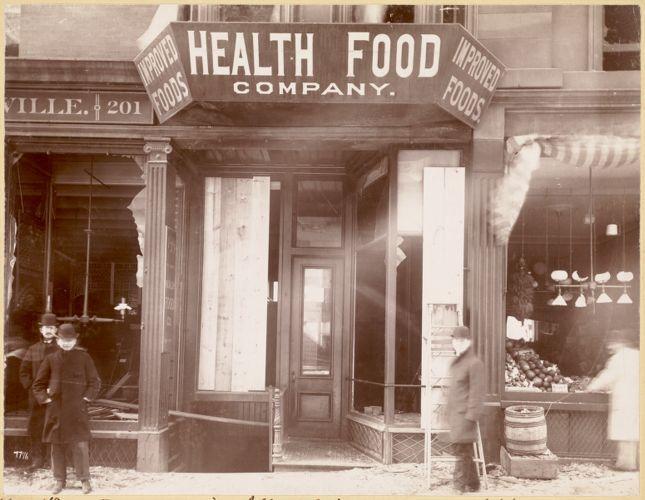 199 Tremont Street (Health Food Company, Boylston Street  explosion)