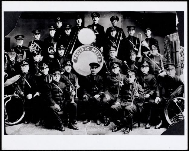 Pacific Mills band