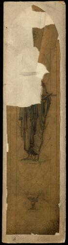 4 - St. John (partial sketch)