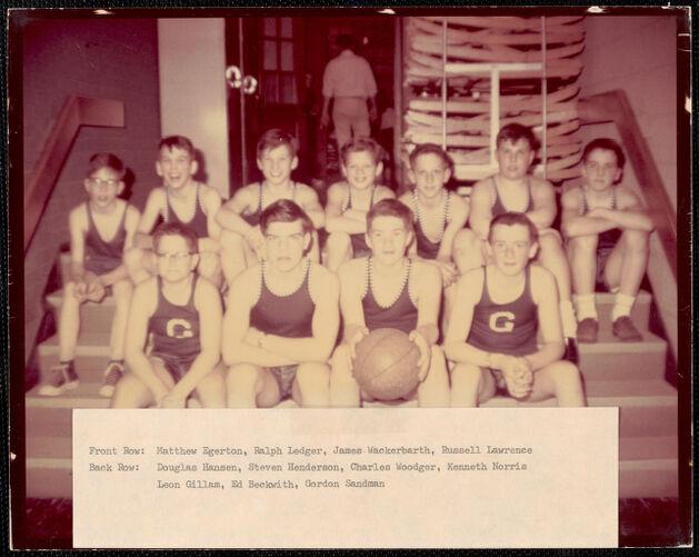 1965 Granville Village sports teams