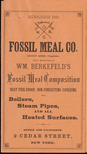 Fossil Meal Co.
