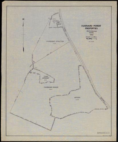 Harvard Forest Properties (compartment IX)