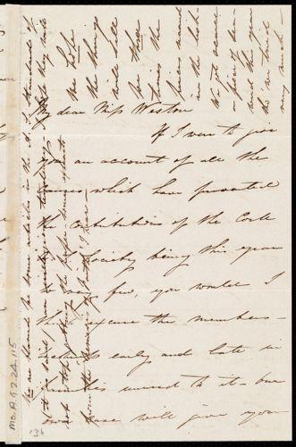 Letter from Isabel Jennings, [Cork, Ireland], to Anne Warren Weston, Nov. 29, [1849]