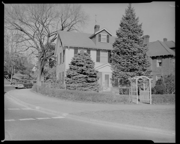 Leo J. Costello house, 87 Arborway, cor. May St. and Centre St.