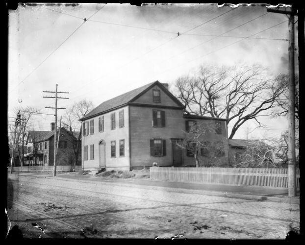 Captain Elihu Thayer house