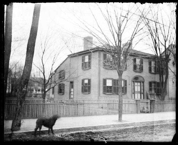 Edmund Marsh house