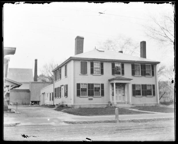 Deacon Samuel Savil house
