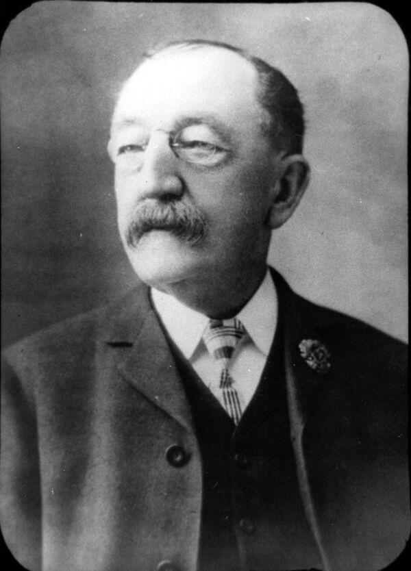 Samuel S. Gleason.