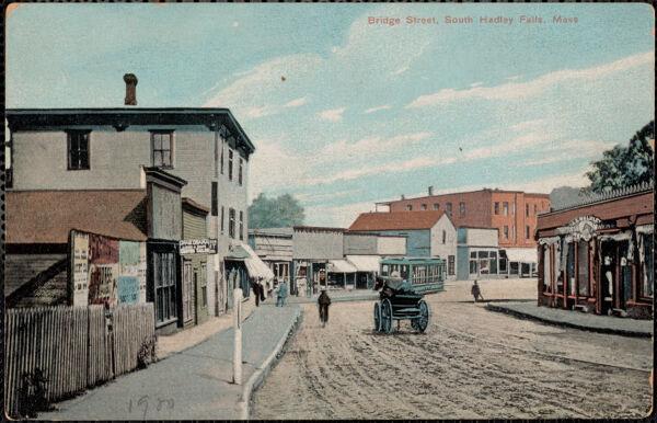 Bridge Street, South Hadley Falls, Mass.
