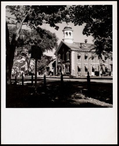 Court House, Woodstock, VT