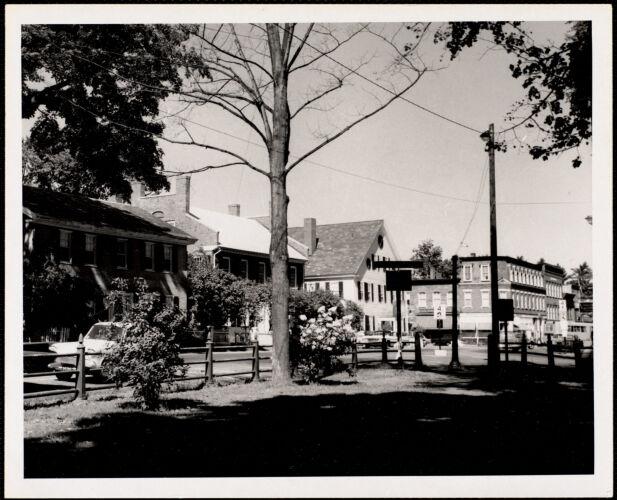 Woodstock, VT - village green