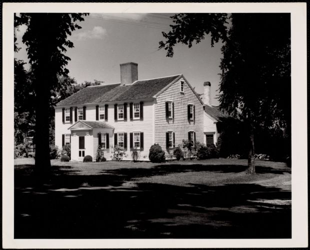 1721 House. Yarmouth, Cape Cod