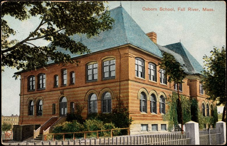 Osborn School, Fall River, Mass.