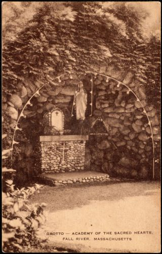 Grotto-Academy of the Sacred Hearts, Fall River, Massachusetts