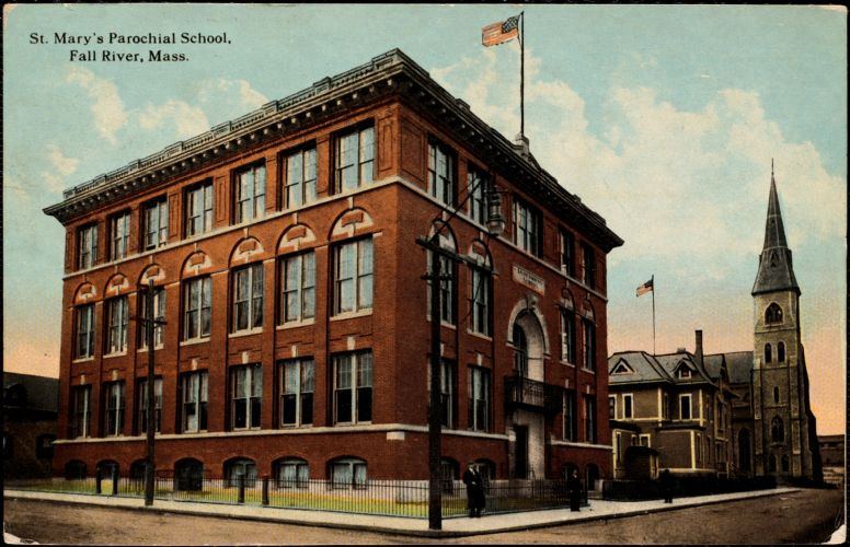 St. Mary's Parochial School, Fall River, Mass.
