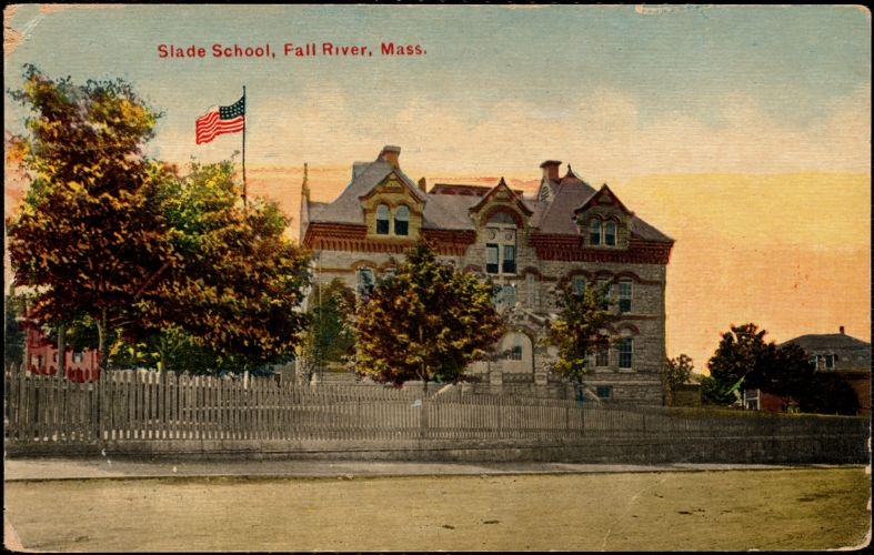 Slade School, Fall River, Mass.