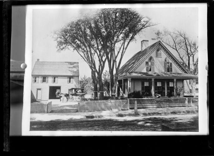 Charles Hall house