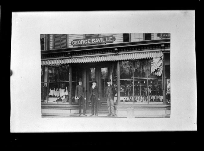 George Saville store