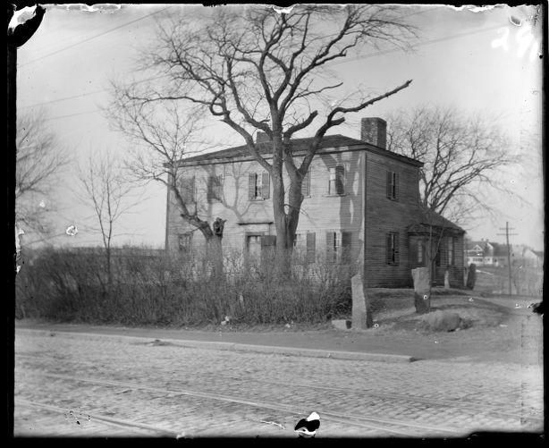 Ebenezer Rawson house