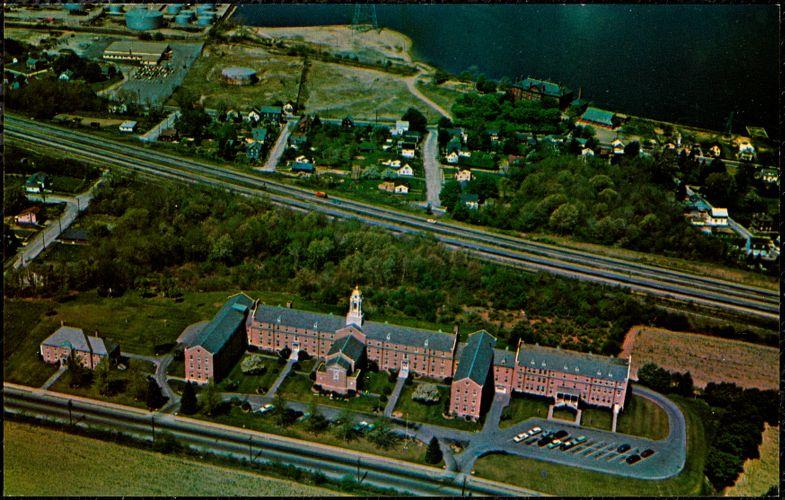 Catholic Memorial Home and Priest's Hostel, Fall River, Mass.