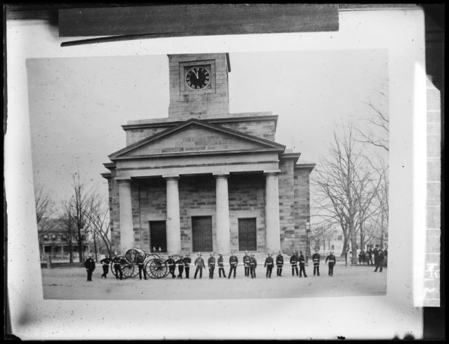 W. M. French Hose Company at Adams Temple