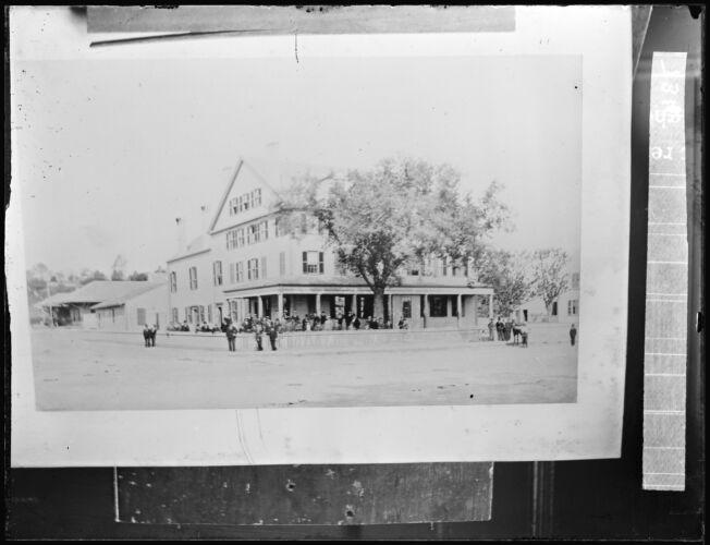 Hancock House, Post Office 1814 - 1848