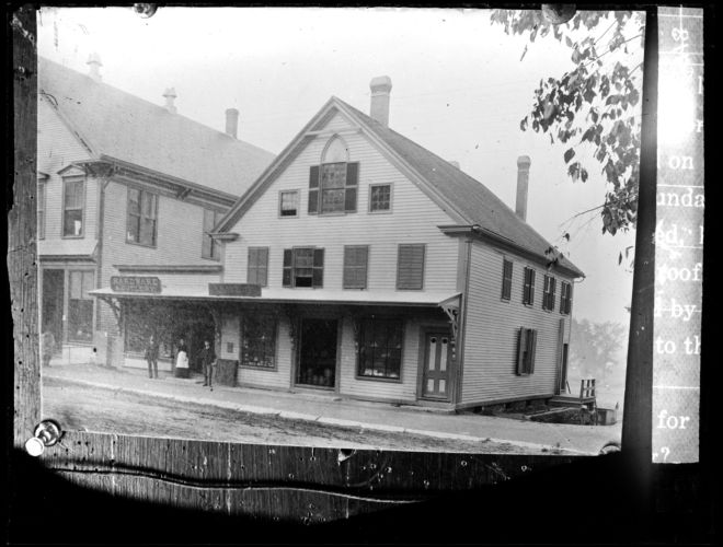 Charles B. Tilton hardware store