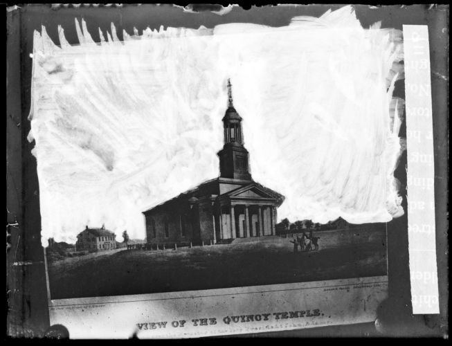 Adams Temple