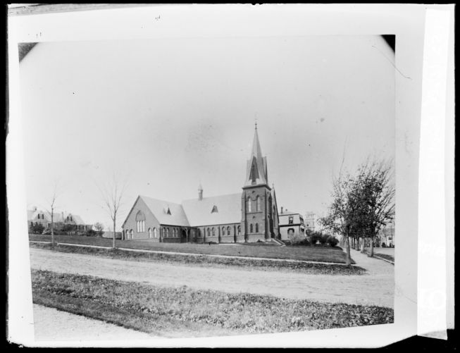 Wollaston Baptist Church