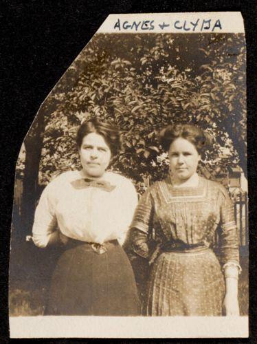 Agnes & Clyda