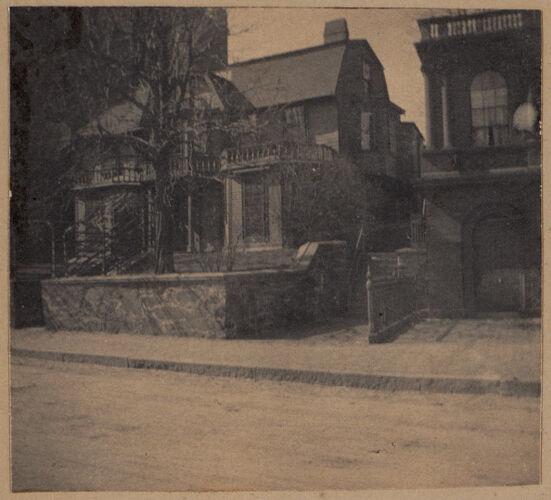 Roxbury, Cotting house