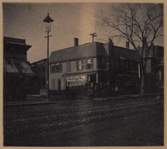 Roxbury, Davis house
