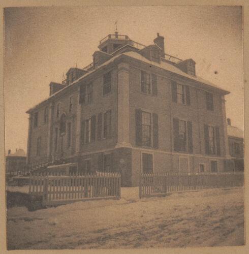 Roxbury, Shirley House