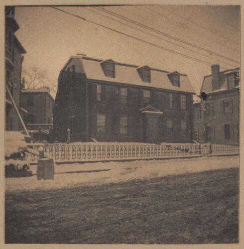 Roxbury, Turner house