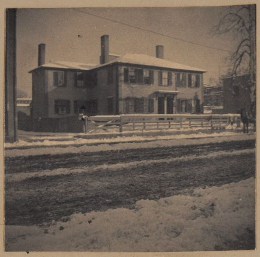 Roxbury, Robbins house