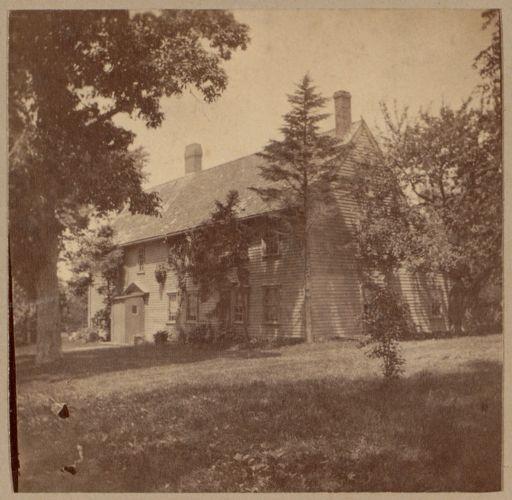 Dorchester, Pierce House, 1634
