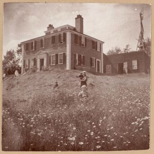 Archive of Photographic Documentation of Early Massachusetts Architecture